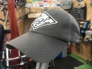 """product photo """"Basecap with patch grey"""""""